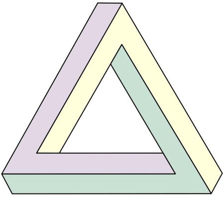 Penrose Triangle   Inspiration For Our Latest Contest    Http://www.printmepretty