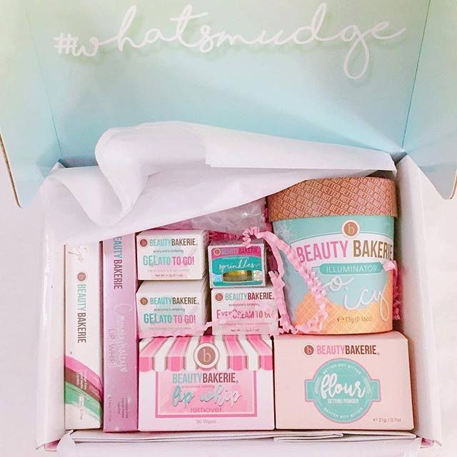 Sweetening your day, one package at a time Which Beauty Bakerie goods do you want to see in YOUR mailbox? Got to beautybakerie.com to get your yummy box of smudge-proof waterproof long-lasting SWEETS!