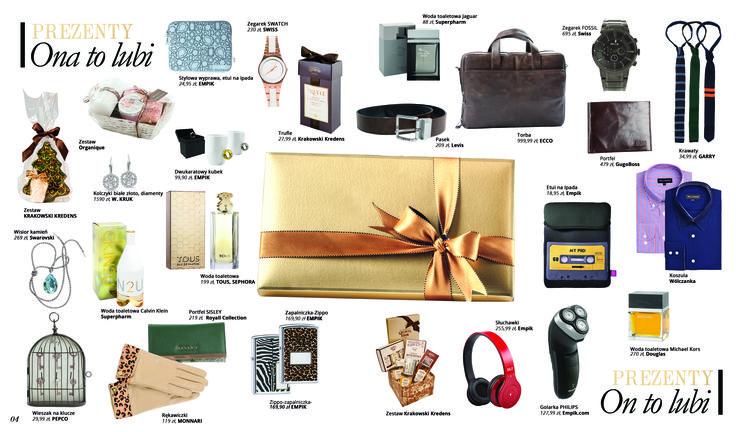 Gift Ideas - Prezentowo