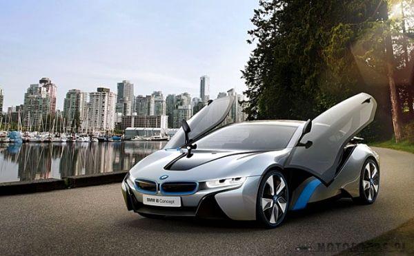 Najnowsze BMW i8