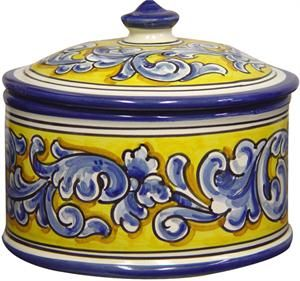 Hand painted box from Spain