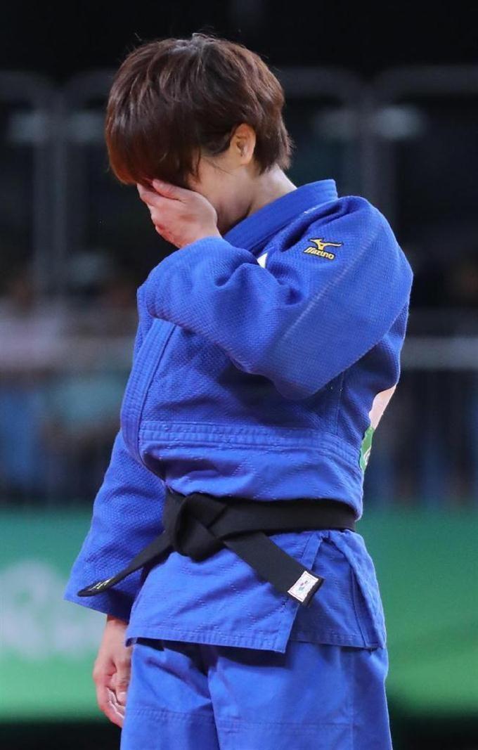 【五輪柔道】近藤が日本勢初メダル 女子48キロ級で「銅」 #リオ五輪 #柔道