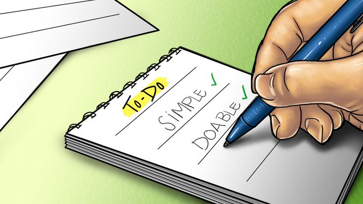Back to Basics: How to Simplify Your To-Do List and Make It Useful Again