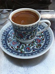Вкусный кофе по-восточному (по турецки).