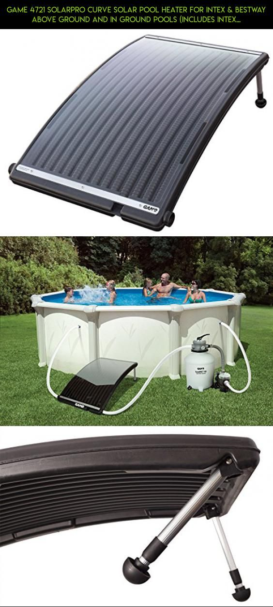25 best ideas about pool heater on pinterest diy solar for Chauffer piscine intex