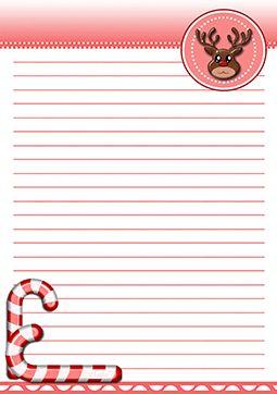 Il blog di Lalila: Letterine per Babbo Natale - stampabile gratuito