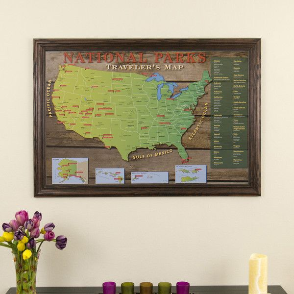 1000 images about Our Products Push Pin Travel Maps on – Travel Maps Usa
