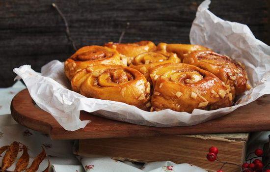 Рецепты булочек с яблоками, секреты выбора ингредиентов и добавления