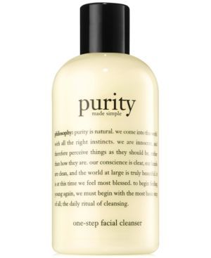Purity made simple cleanser, 8 oz – #cleanser #oz …