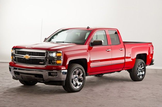 2014 Chevy Silverado details continue to dribble out