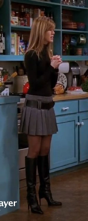 43 Best Images About Rachel Green Fashion On Pinterest