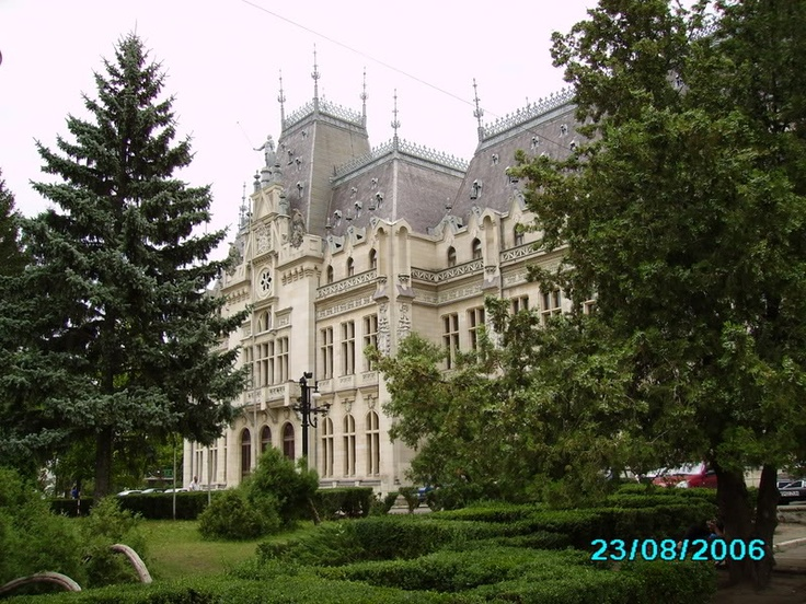 Iasi - Palace of Culture been there