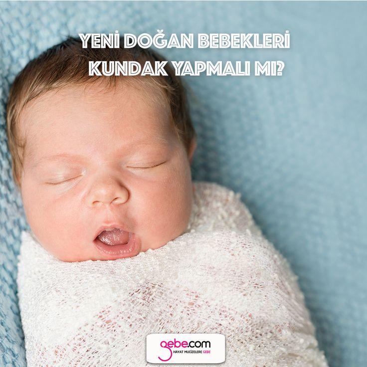 Bebeğe kundak yapmanın bebeğin sağlığı açısından bir sakıncası var mı? ▶️goo.gl/z6ir2y