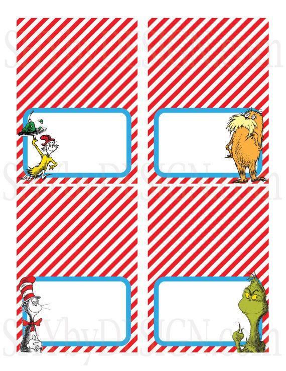dr seuss birthday card template - 680 best dr seuss party images on pinterest centerpiece