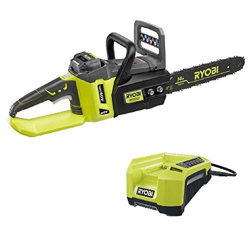 Special Offers - Ryobi RY40511 40V Cordless Brushless Lithium-Ion 14 in. Chainsaw For Sale - In stock & Free Shipping. You can save more money! Check It (October 24 2016 at 10:06AM) >> http://chainsawusa.net/ryobi-ry40511-40v-cordless-brushless-lithium-ion-14-in-chainsaw-for-sale/