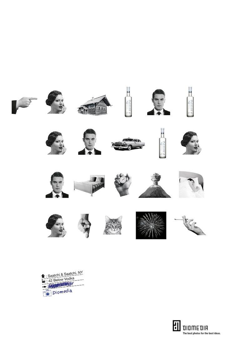 Diomedia Stock Images: Saatchi/42 Below Vodka