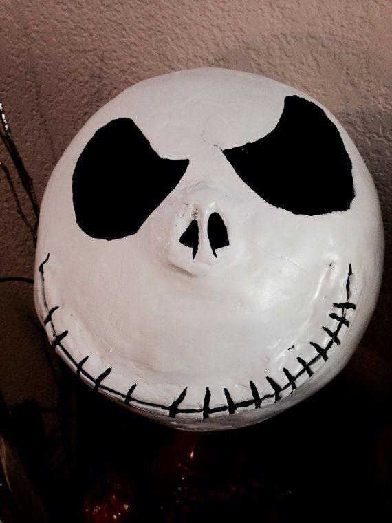 Wearable Jack Skellington mask or prop by KatieBugCreations11
