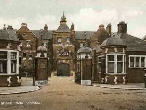 Grove Park Hospital Lewisham London