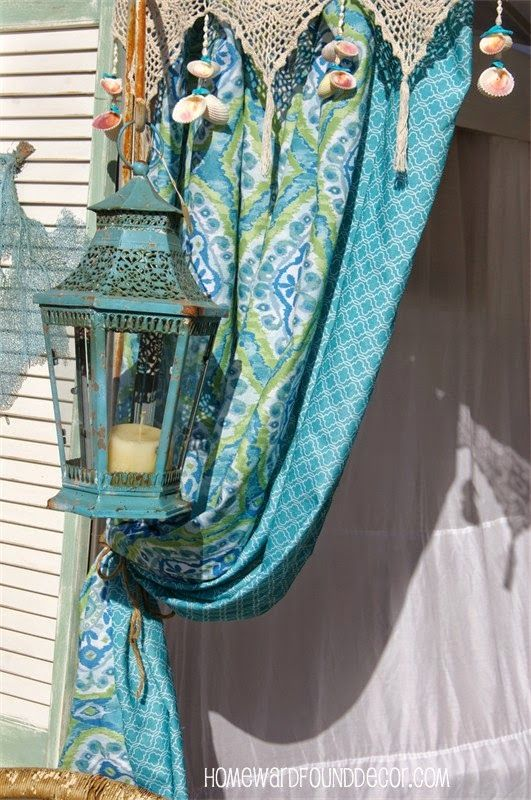 HOMEWARDfound Decor: BoHo Blues