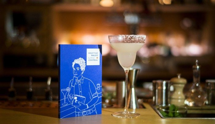 Alfred Cointreau's book Night-Time Walks