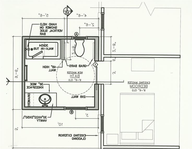 Handicap Bathroom Floor Plans Commercial: Best 10+ Handicap Bathroom Ideas On Pinterest