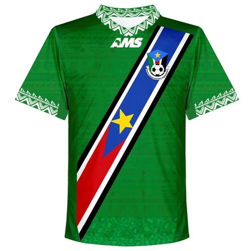 South Sudan Away Jersey
