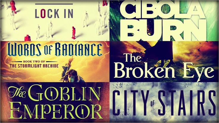"""""""best of"""" lists  - 10 best sci-fi & fantasy of 2014 - new authors for me and book I would defenitly like to check out"""