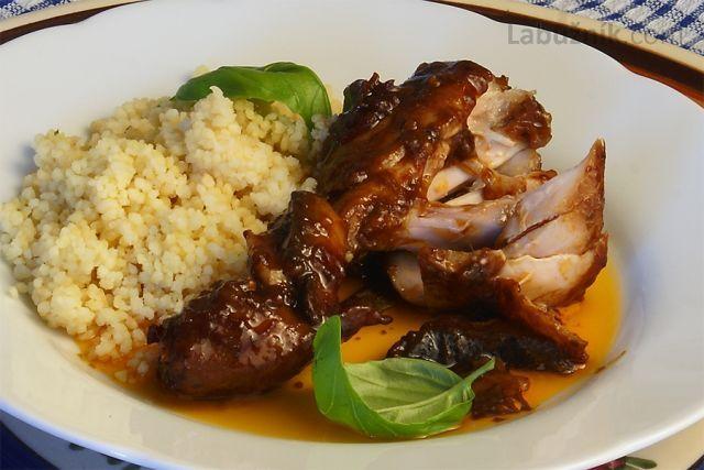 Pečené kuře - Lázeňský div