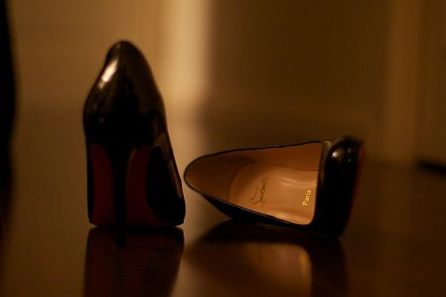Black Pump, Simple Pump, Fashion Style, Coco Shoes, Shoes Fatu, Black Heels, High Heels, Christian Louboutin, Classic Louboutin