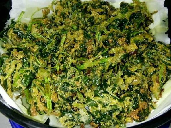 Resep Kangkung Kremes Oleh Dapur Pastrina Rasa Resep Resep Ide Makanan Makanan