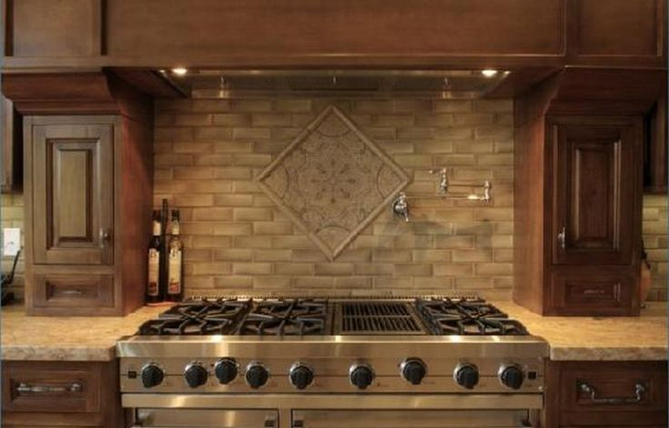 29 Best Images About Kitchen Remodel Backsplash Ideas On Pinterest Custom Kitchens Luxury