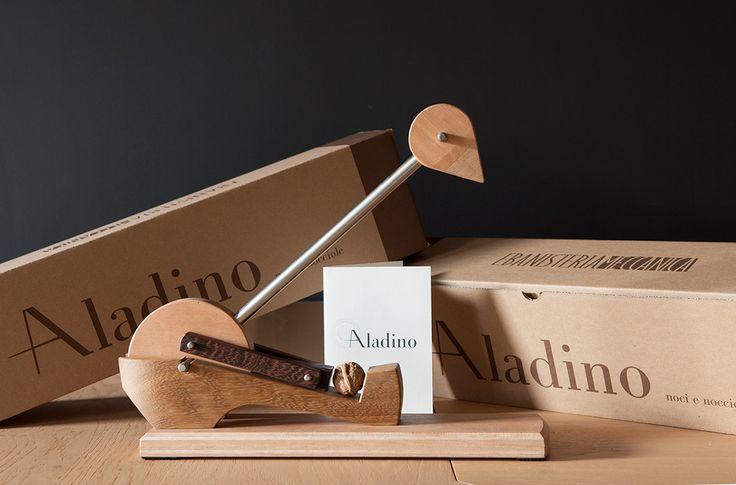 Aladino - Nut Cracker - Ebanisteria Meccanica