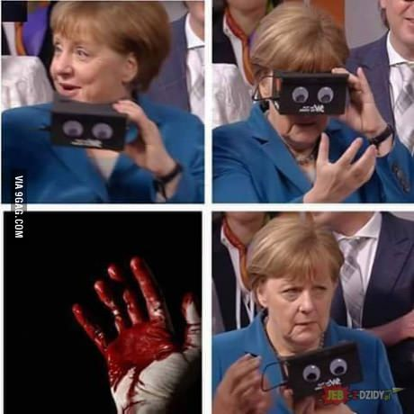 5 Awesome Merkel pics, photos and memes. - SillyCool