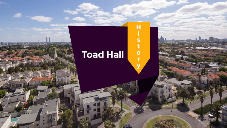Toad Hall has an architectural significance as a building. It was designed in the Late Modern style around the 20th century. The brilliant mind that stands behind it was a man called John Andrews and he became a member shortly afterward of the Australian architecture society called the Order of Australia. This made him internationally …