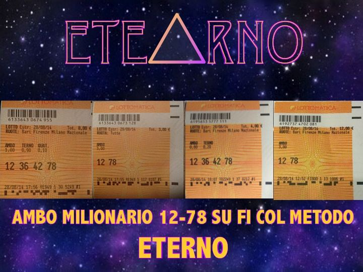 GIUSEPPE CHIARAMIDA | Metodo #ETERNO