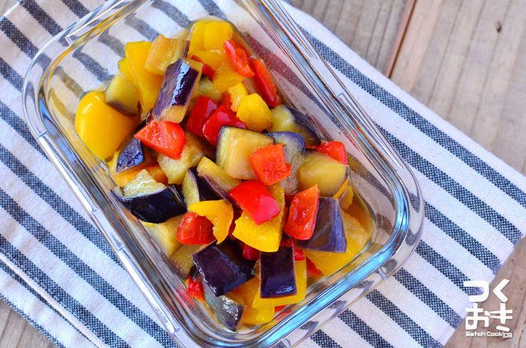 彩りが良く食べやすい野菜のおかずです。たまねぎやピーマンを使用してもおいしいと思います。