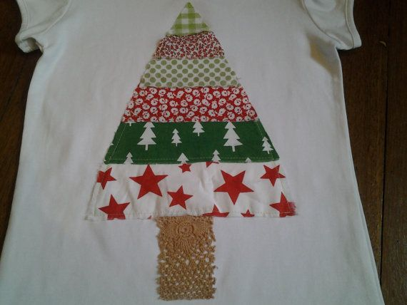 Hey, I found this really awesome Etsy listing at https://www.etsy.com/au/listing/253262624/size-6-white-t-shirt-christmas-tree