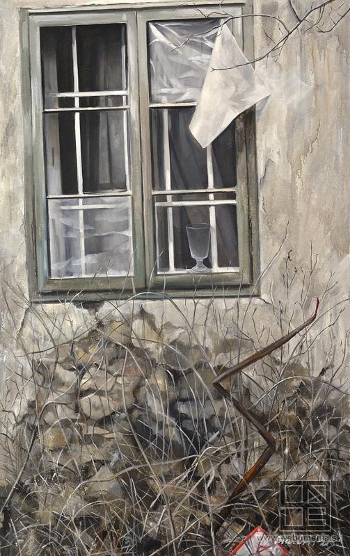 Oľga Bartošíková - V tom dome okno bývalo / A window used to live in this house (1980 - 1987)