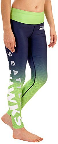 NFL Seattle Seahawks Gradient Print Legging, Green, Medium Forever Collectibles http://www.amazon.com/dp/B00KU4OTR6/ref=cm_sw_r_pi_dp_V8Mvub1G0P6XN