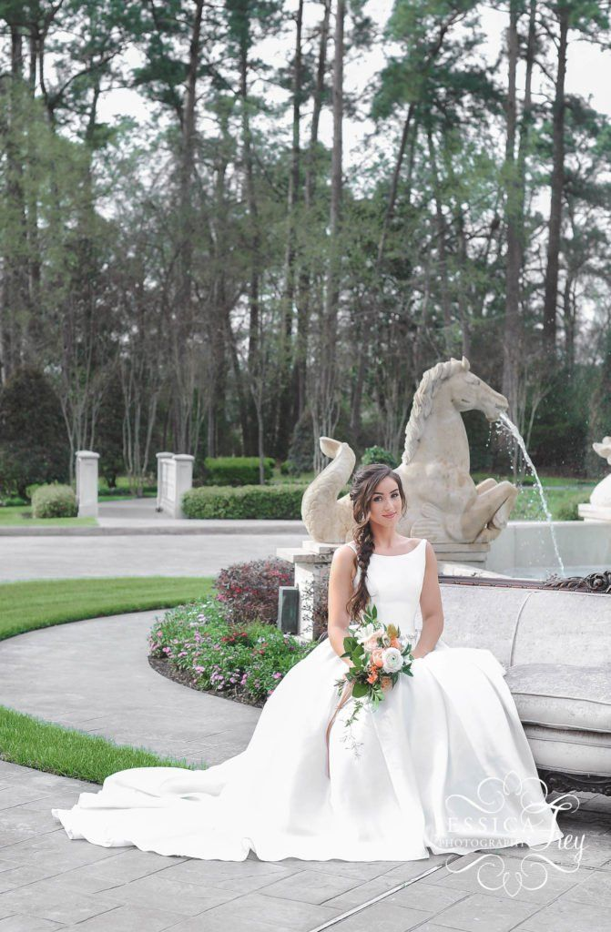Maggie Sottero Verity Wedding Dress Chateau Cocomar Austin