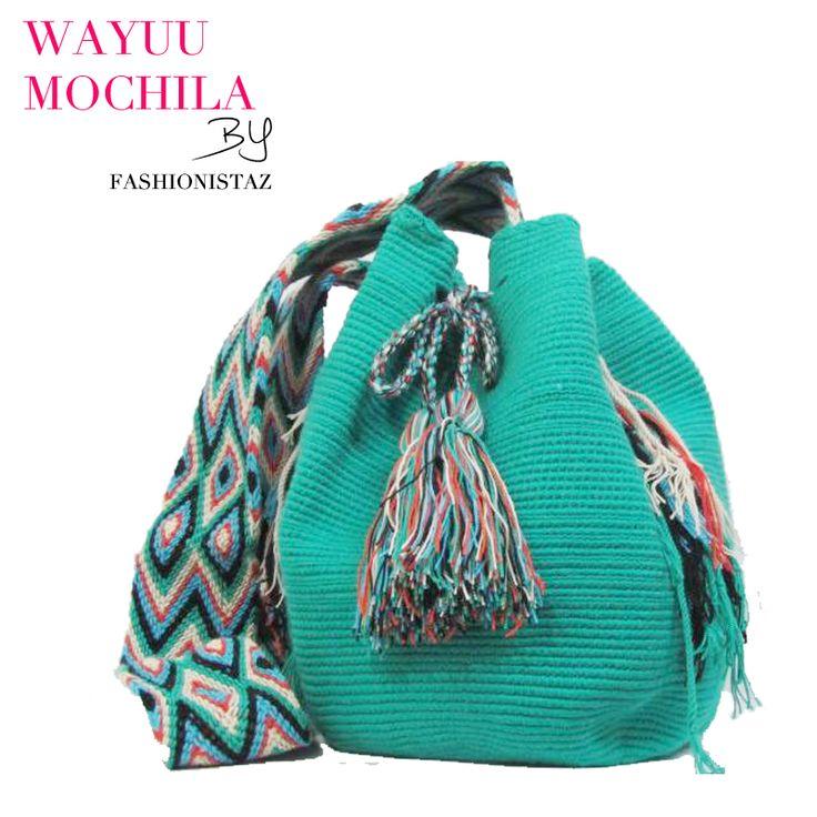 Wayuu Mochila SEA 129,00 www.fashionistaz.nl