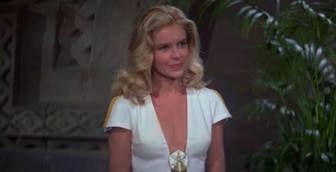 Drax's Girls - James Bond Moonraker Actresses: Irka ...