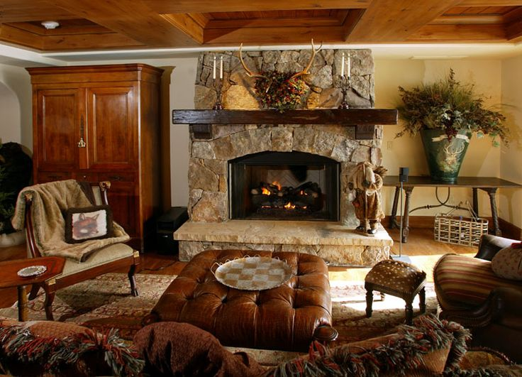 Decorating Fireplace Hearth