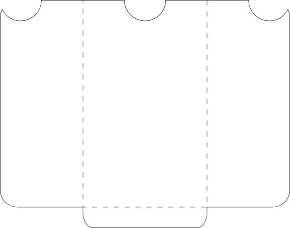 Small Envelope Template - Costumepartyrun