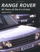 #RangeRover: 40 Years of the 4x4 Icon