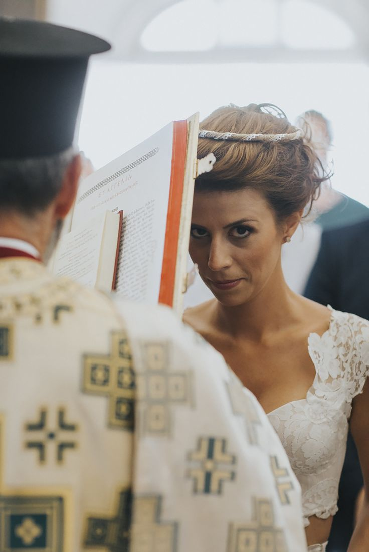 lafete Sifnos, Cyclades, wedding, bride and priest