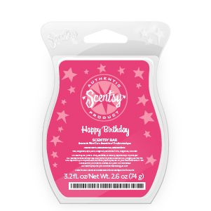 """A """"Candy-licious' confection of sparkling sugar, fluffy whipped cream, and vanilla extract."""