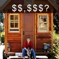 1000 ideas about tiny houses cost on pinterest tiny for Cost to build a guest house