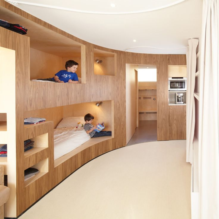Schön Small Rooms Bunk Beds With Desk
