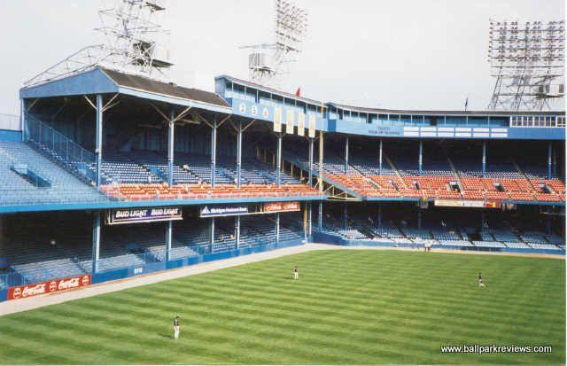 tiger stadium | detroit did not need a new ballpark tiger stadium was
